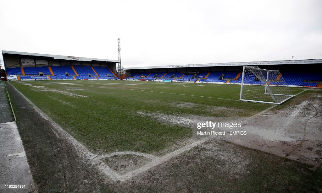 Liverpool v Manchester United - FA Women's Super League - Prenton Park : News Photo