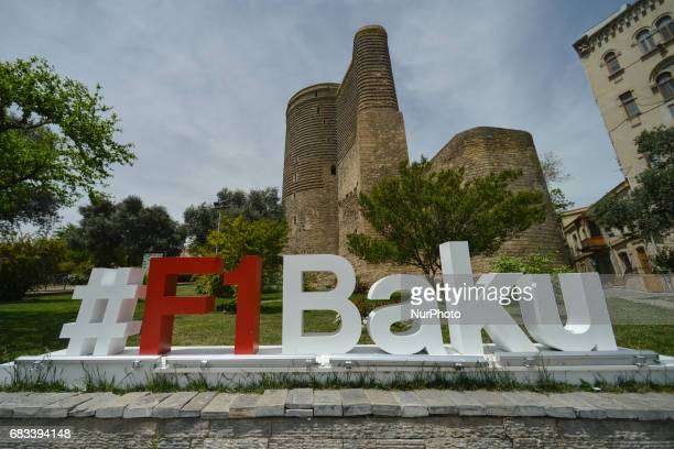 The preparation for the Formula One competition in Baku are underway as more and more constructions are being built in the center of the Azerbaijani...