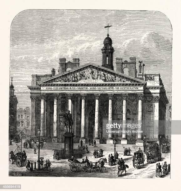 The Present Royal Exchange London