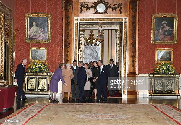 The President of Brazil Luiz Inacio Lula da Silva and Senhora Lula Da Silva are invited by Queen Elizabeth ll and Prince Philip Duke of Edinburgh to...