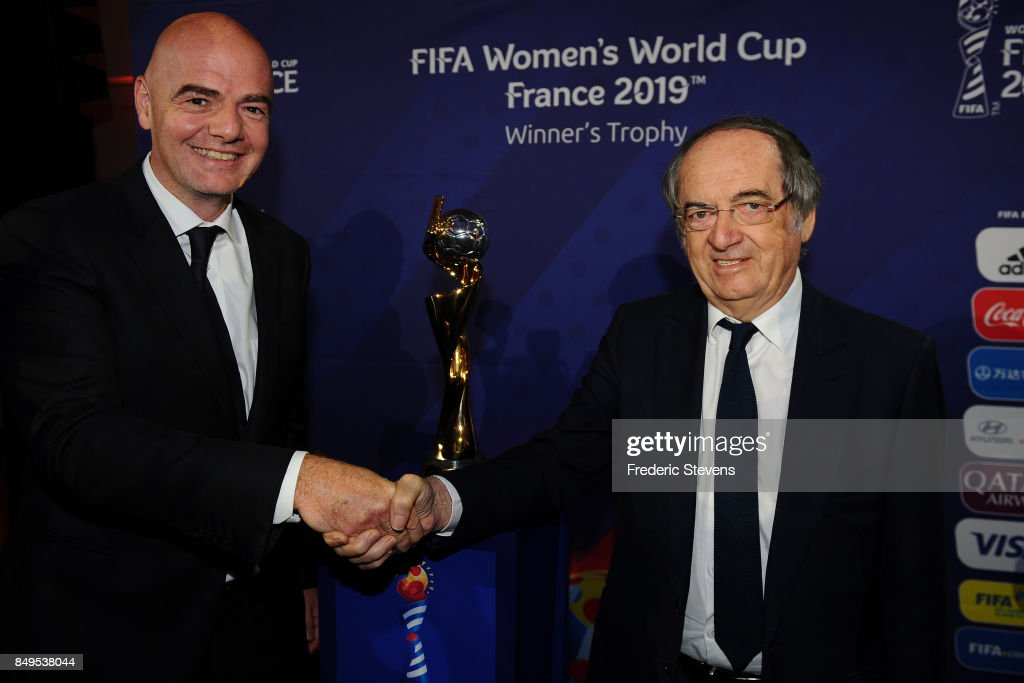 Presentation World Cup 2019 in France