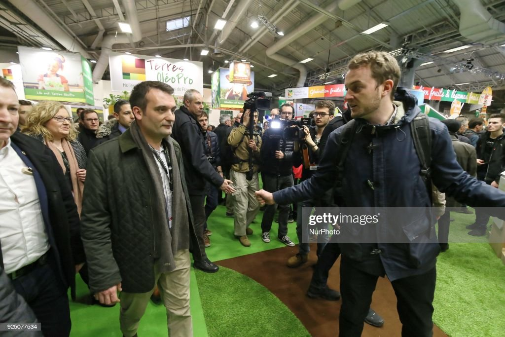 The 55th edition of the Paris Agricultural Show - day 3