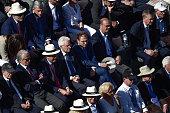 president italian republic sergio mattarella attends