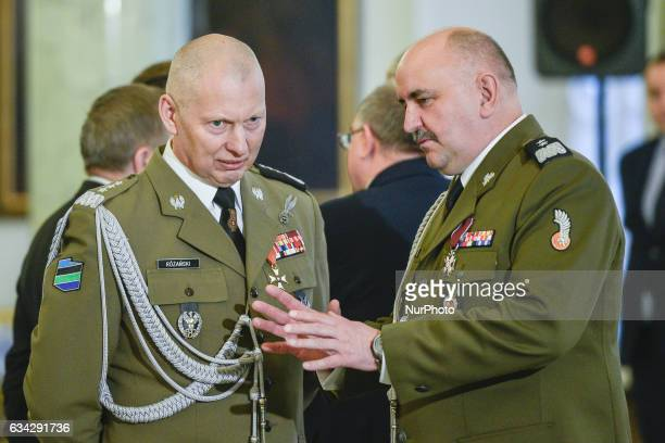 The President of Poland Andrzej Duda officially removed General Miroslaw Rozanski from the post of the Commander of the Armed Forces and the...