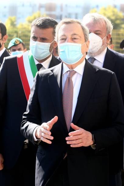 ITA: Italian PM Draghi Visits Puglia