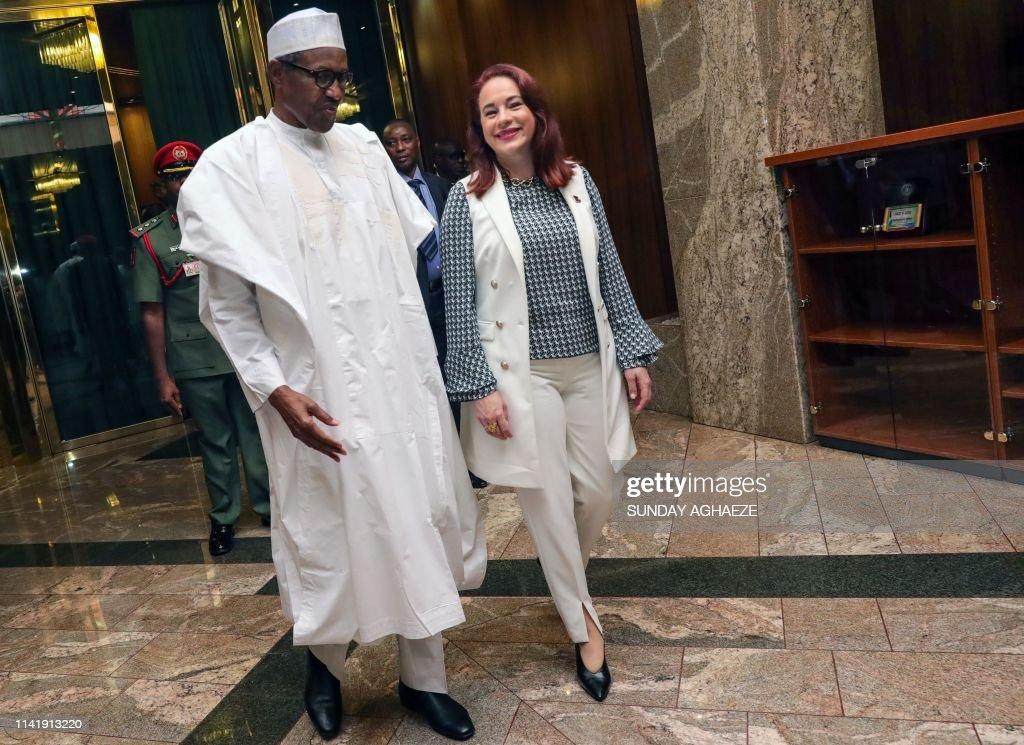 NIGERIA-UN-DIPLOMACY : News Photo