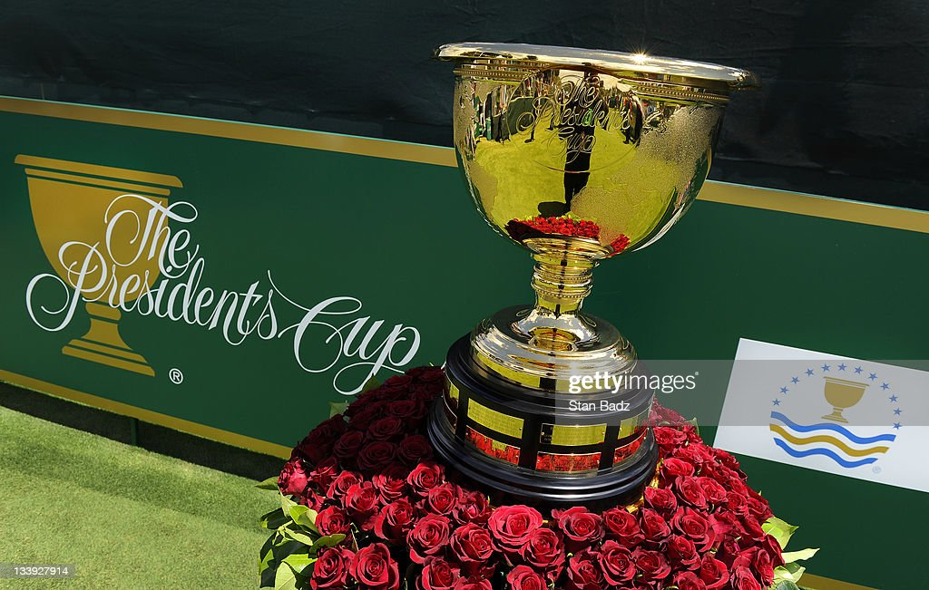 The Presidents Cup - Day Four : News Photo