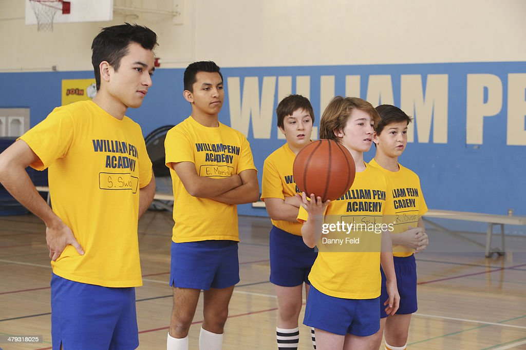 THE GOLDBERGS -