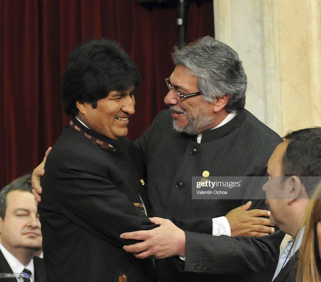 Cristina Fernandez Takes Office in Argentina