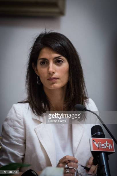 The press conference of Mayor Virginia Raggi on Wednesday vowed to close Rome camps in the Italian Capital saying 'enough of this feeding through for...