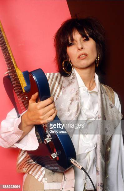 The Pretenders Chrissie Hynde The Pretenders Frankfurt Germany April 1987