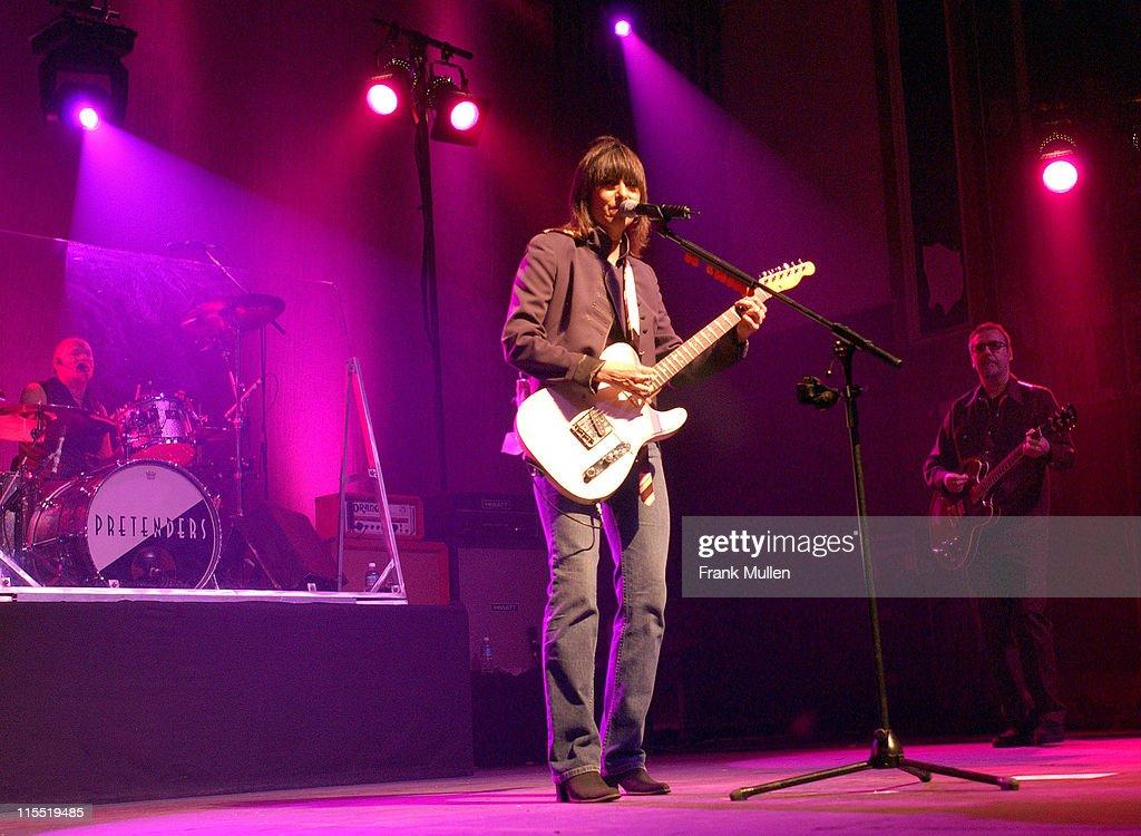The Pretenders Concert - Atlanta