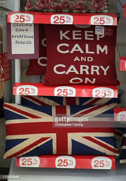 keep calm and carry on image ストックフォトと画像 getty images