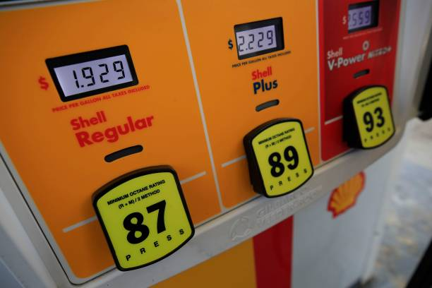 KY: National Gas Price Average Drops Below 2 Dollars A Gallon