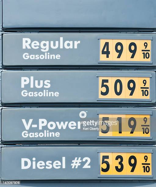 The price of gas is the highest in America's small towns like Bridgeport, California.