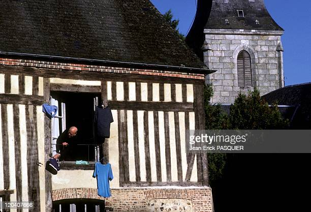 The Priest And The Machine In France In 1987 A single life we must extend the window of his room early morning laundrya Country Priest Father...