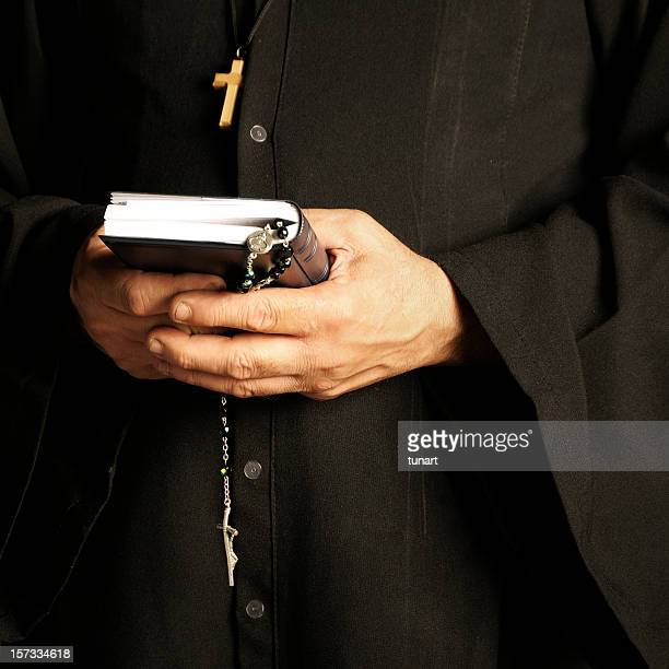 the priest - priest stock pictures, royalty-free photos & images