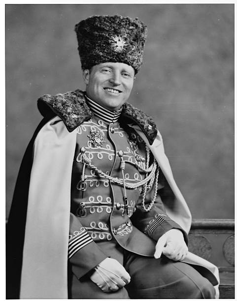 The Prime Minister of the St Paul Winter Carnival in 1951