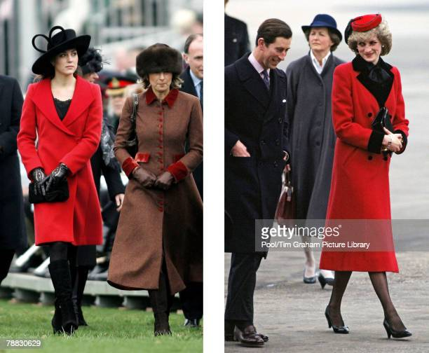 The Prince And Princess Of Wales Arriving In Birmingham For An Official Visit . Kate Middleton will be celebrating her 26th Birthday on January 9,...