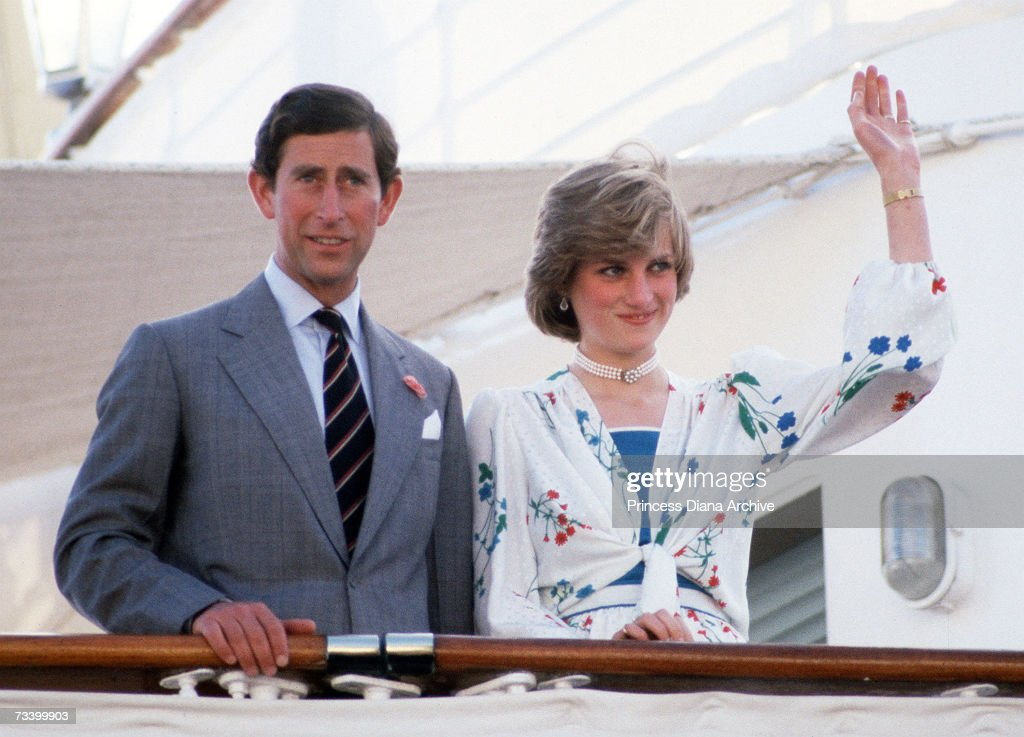 Royal Honeymoon : News Photo