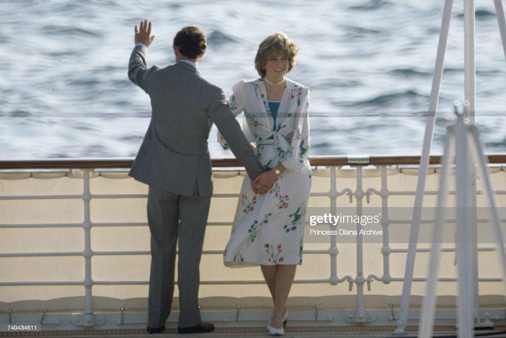 Royal Honeymoon : News Photo