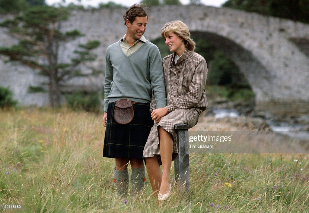 Charles And Diana On Honeymoon : ニュース写真