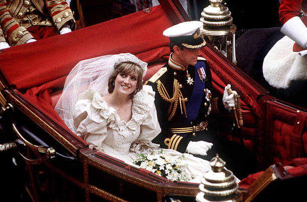 GBR: 29th July 1981 - Wedding of Charles and Diana
