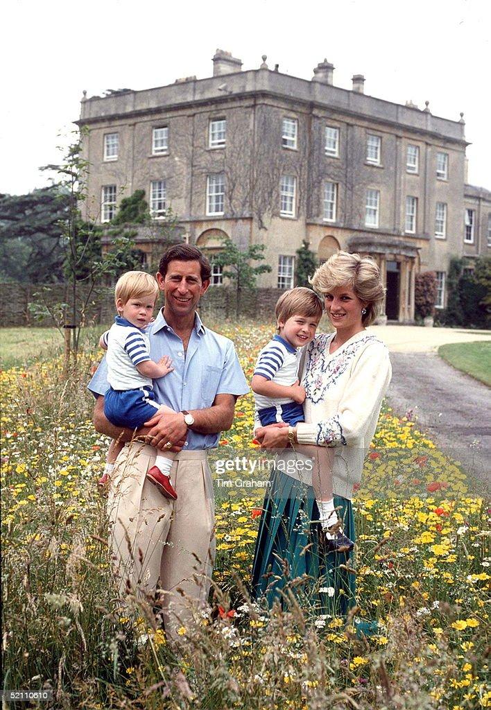 Wales Family Highgrove : News Photo
