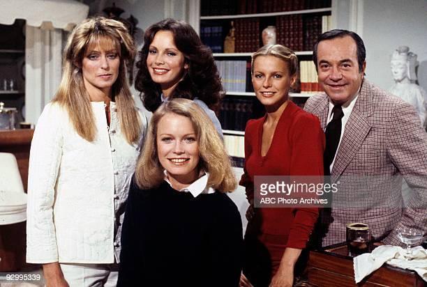 S ANGELS 'The Prince and the Angel' airdate 11/14/79 season 4 Farrah Fawcett Jaclyn Smith Shelley Hack Cheryl Ladd David Doyle