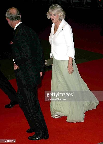TRH The Prince Charles the Prince of Wales and Camilla the Duchess of Cornwall