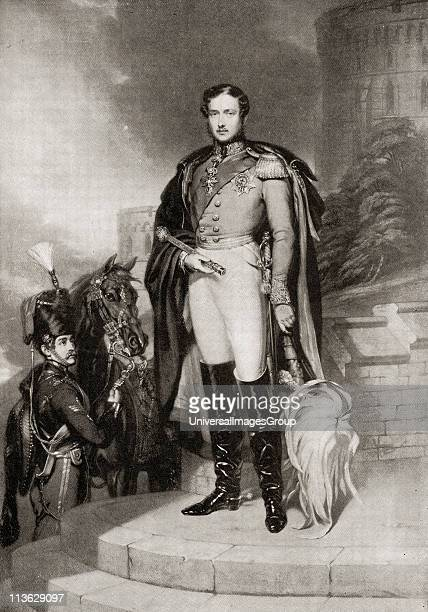 Albert Prince Consort of Great Britain and Irelandoriginal name Francis Albert Augustus Charles Emmanuel Prince of SaxeCoburgGotha The Prince Consort...