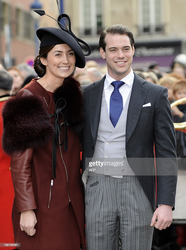 FRANCE-AUSTRIA-ROYAL-MARRIAGE : News Photo