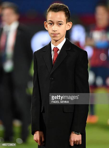 23 Moulay Hassan At The Fifa Club World Cup In Marrakech