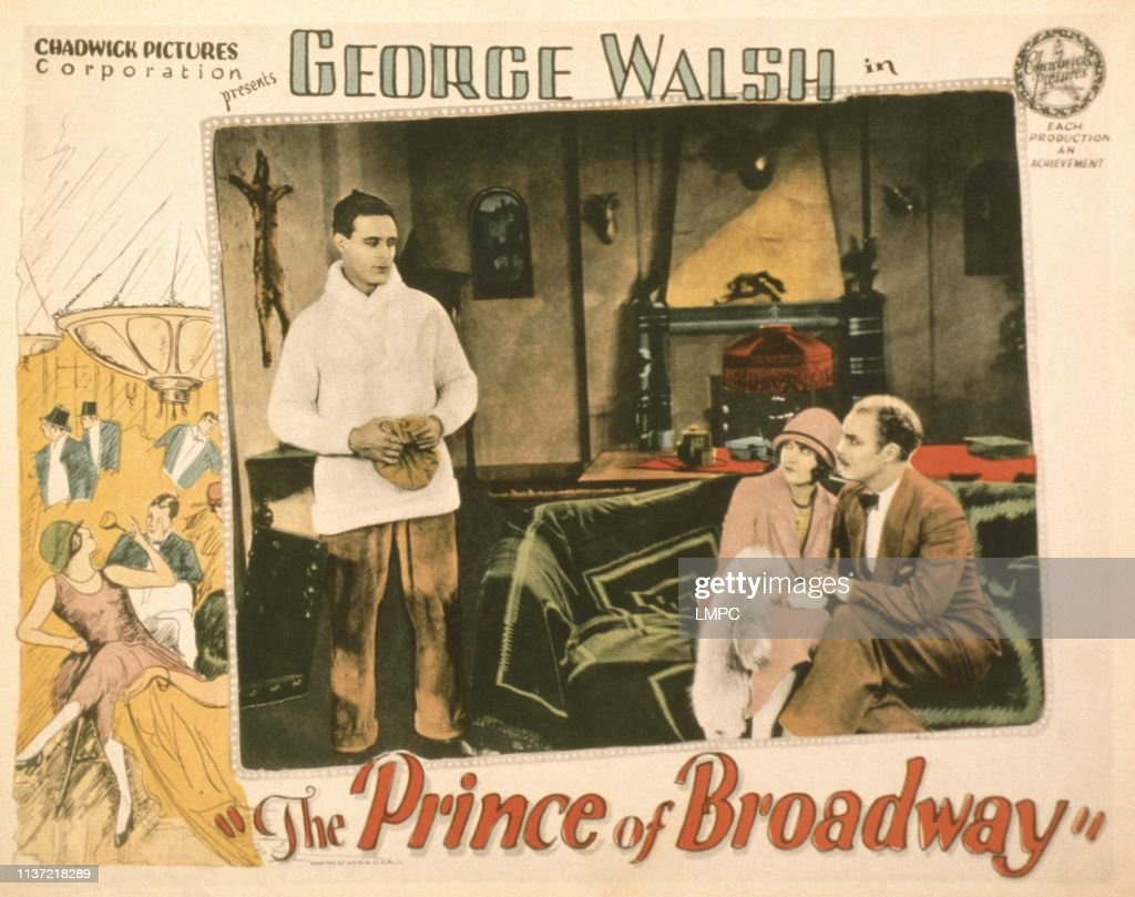 The Prince Of Broadway : News Photo