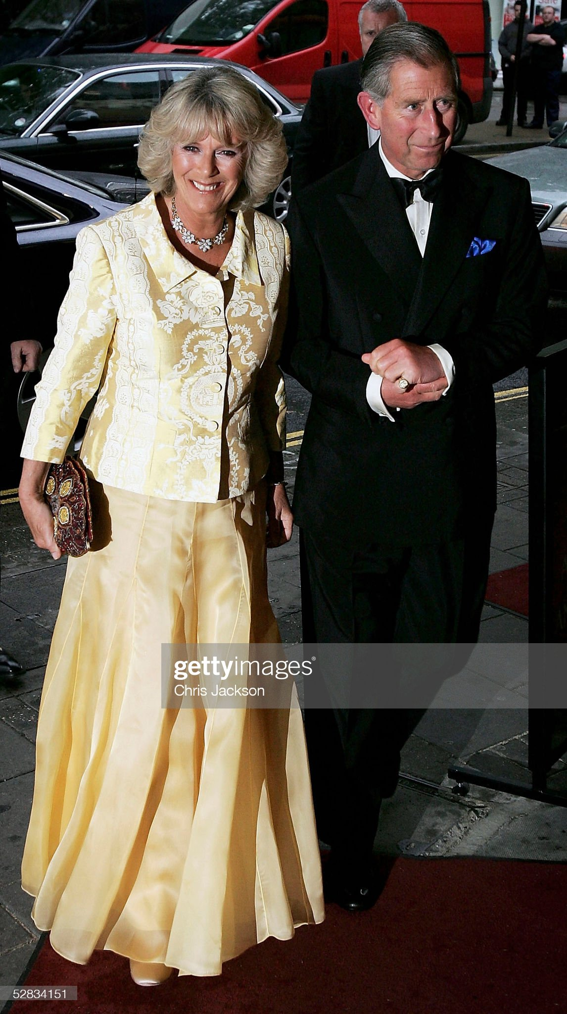 """The Far Pavilions""  Royal Gala - Arrivals : News Photo"