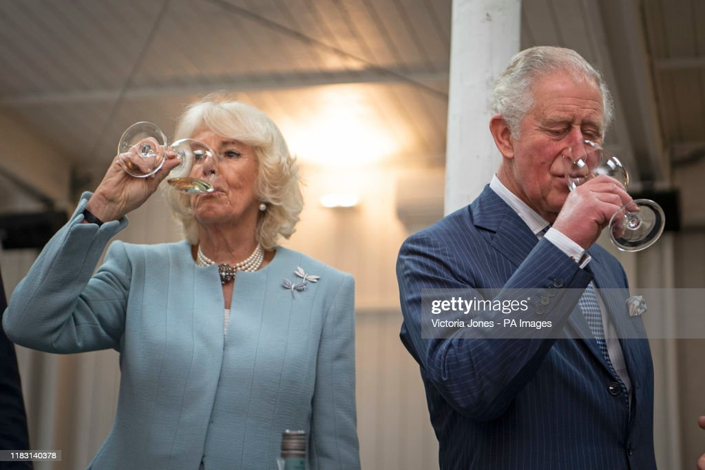 Royal visit to New Zealand - Day Two : News Photo