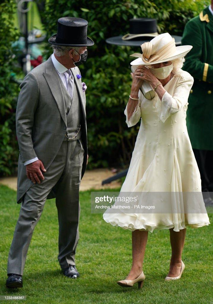 Royal Ascot 2021 - Day Two : News Photo