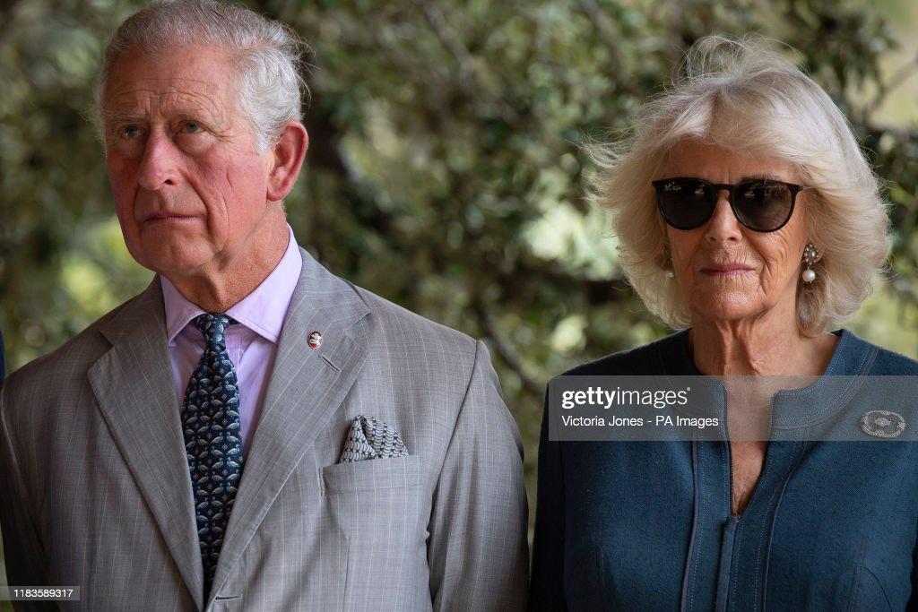 Royal visit to New Zealand - Day Four : News Photo