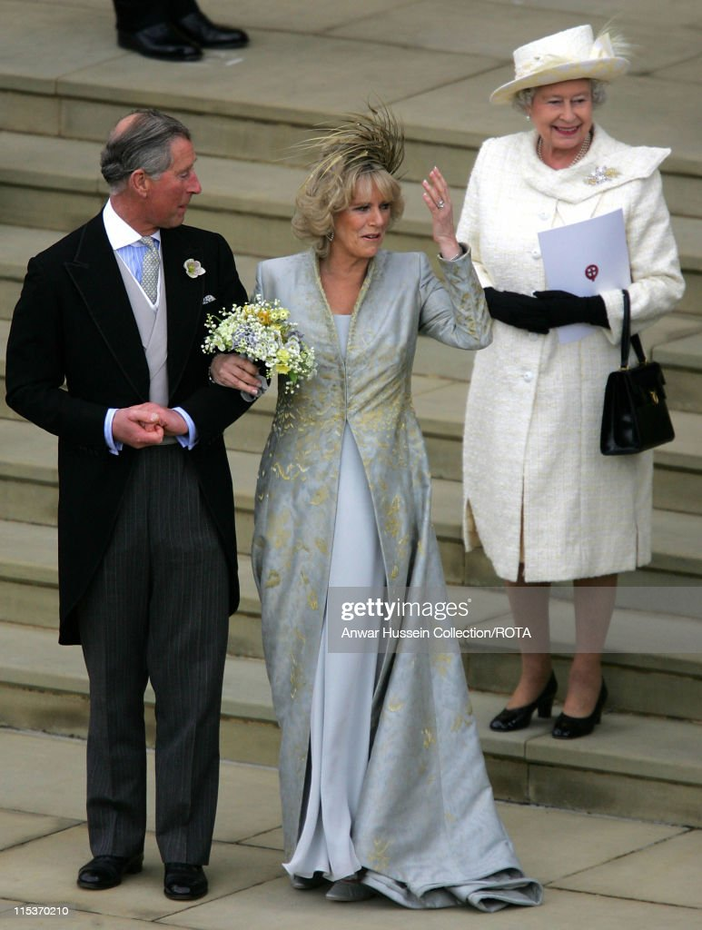 HRH Prince Charles and The Duchess of Cornwall Attend the Service of Prayer and Dedication : News Photo