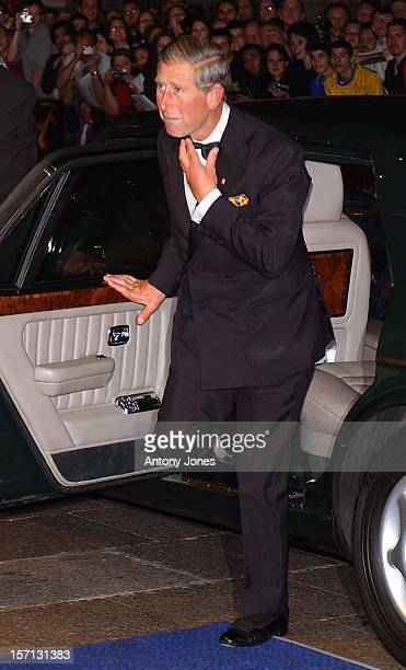 The Prince Of Wales Attends The Moulin Rouge London Film Premiere