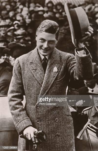 HRH The Prince of Wales' circa 1920 The future King Edward VIII Known as David within the royal family Edward was king from 20 January 1936 until his...