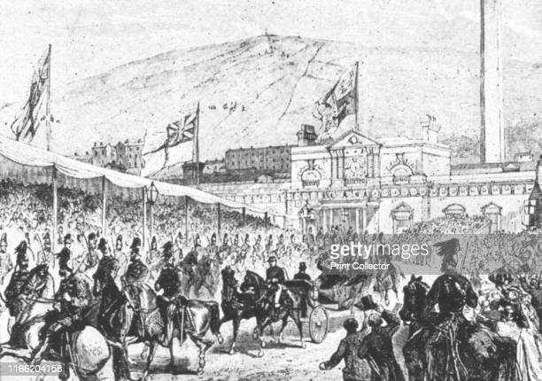 The Prince of Wales' First Visit to the Colonies 1860' Prince Albert Edward visited Canada and the United States in 1860 the first tour of North...