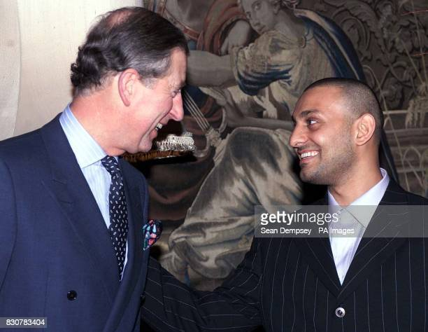 The Prince of Wales host a reception for young people from the British Islamic Community to celebrate EidUlFitr at St James Palace Prince Charles is...