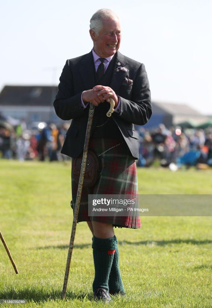 Mey Highland Games 2019 : News Photo