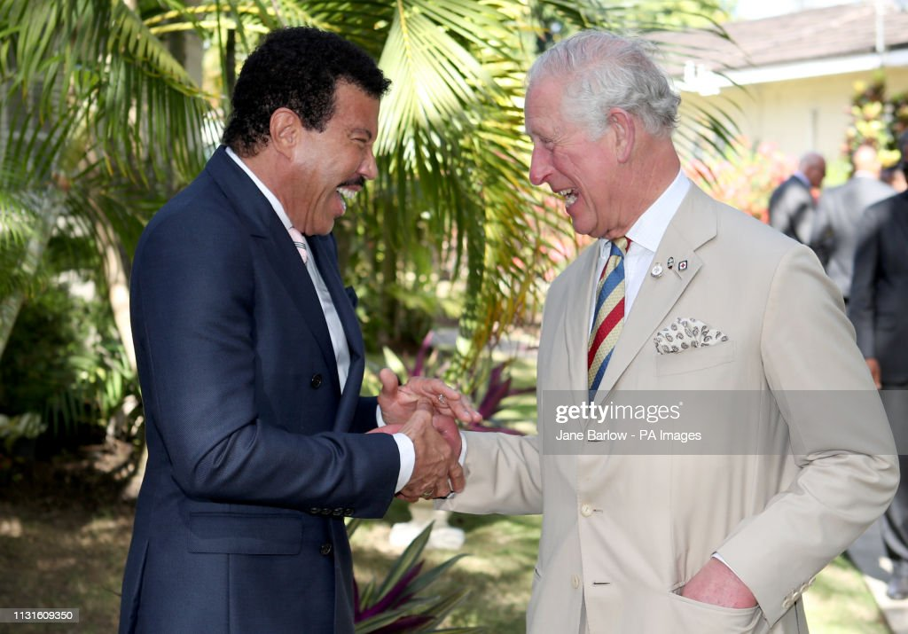 Royal tour of the Caribbean - Day 3 : News Photo