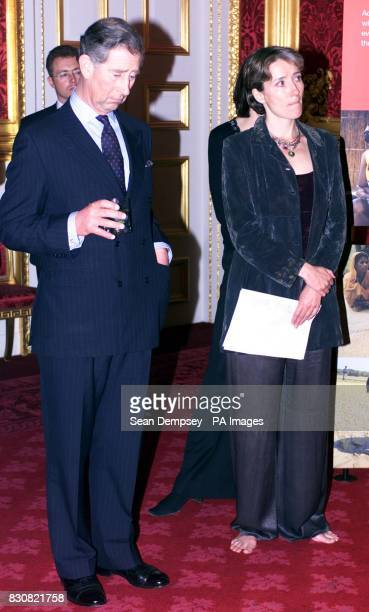The Prince of Wales tonight paid homage to actress Emma Thompson's bare feet Calling her his favourite barefooted actress Charles said he got to know...