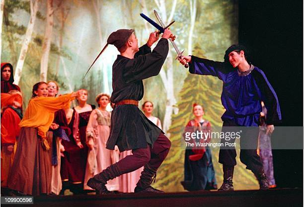 The Prince Wiliam Center for the Arts and the The Pied Piper Theater presented a musical version of the classic Robin Hood story before an...