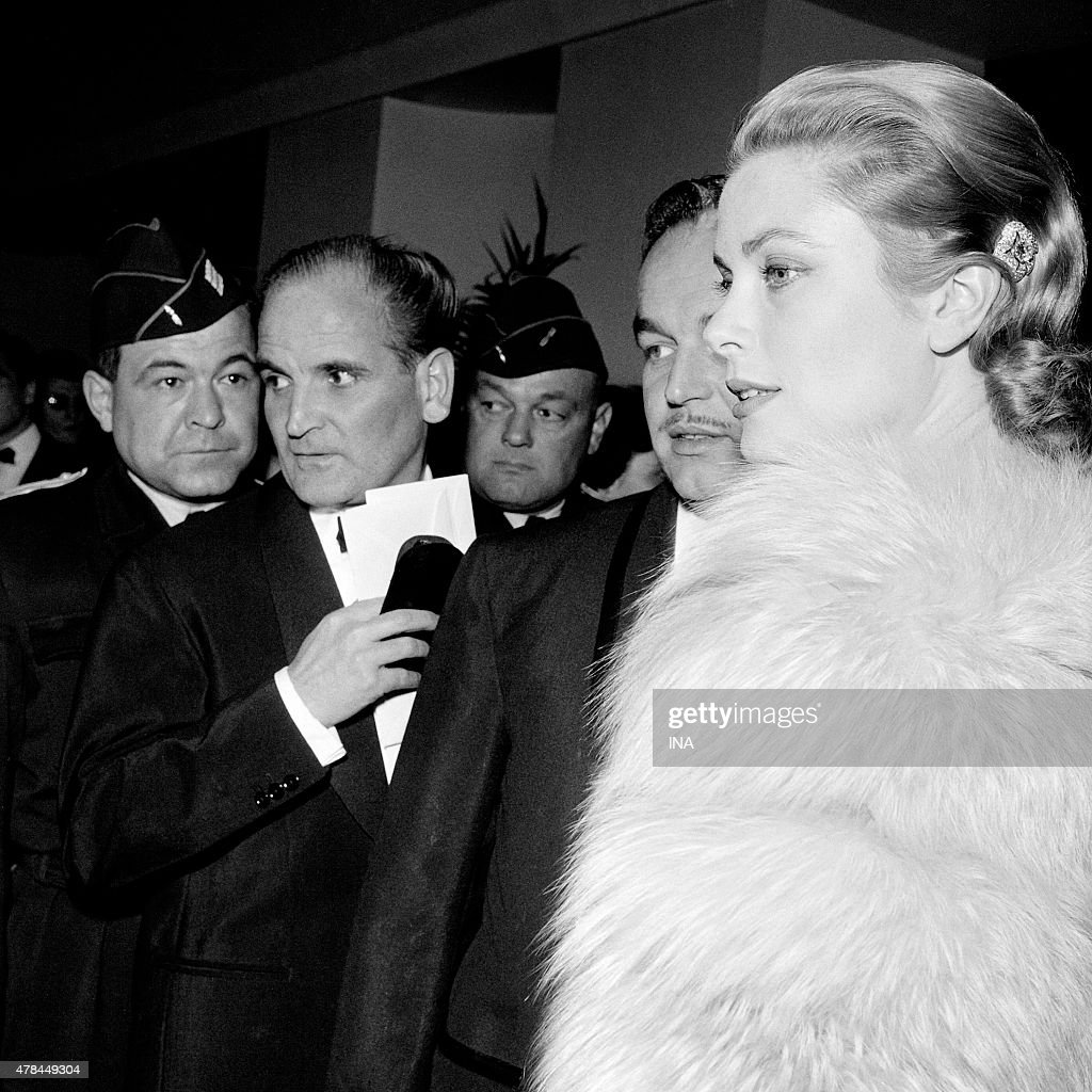 Opening of the Cannes film festival 1960 : News Photo