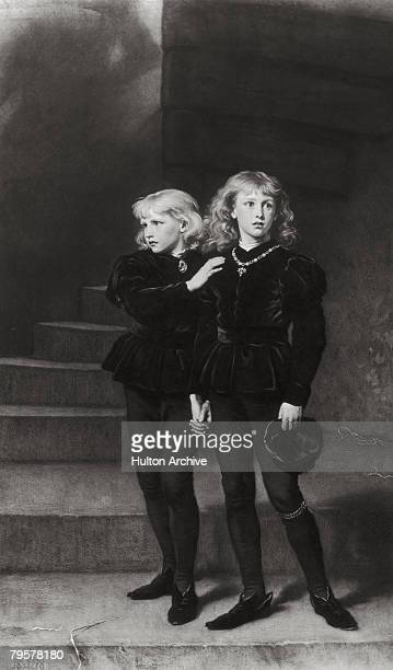 The Princes in the Tower, King Edward V and his brother Richard of Shrewsbury, the 1st Duke of York . The sons of King Edward IV, they were...