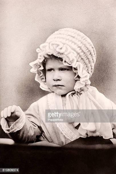 The Princess Elizabeth of York later Queen Elizabeth II circa 1927